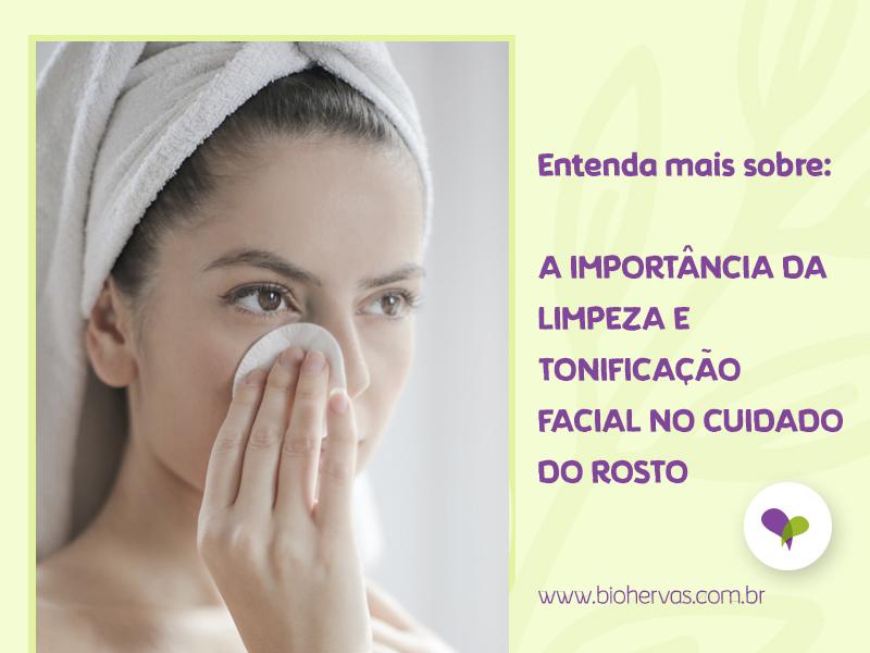 Sobre A Importância Da Limpeza E Tônificação Facial No Cuidado Do Rosto